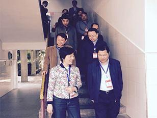 刘三秋厅长巡视江西省2017年度公务员录用考试笔试省直考区考场